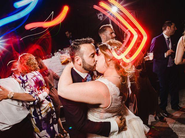 La boda de Maru y Oscar