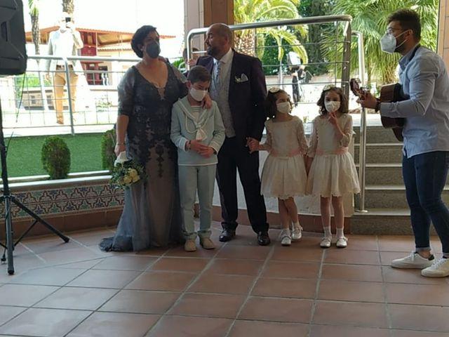 La boda de Raúl y Mari Carmen en Jaén, Jaén 1