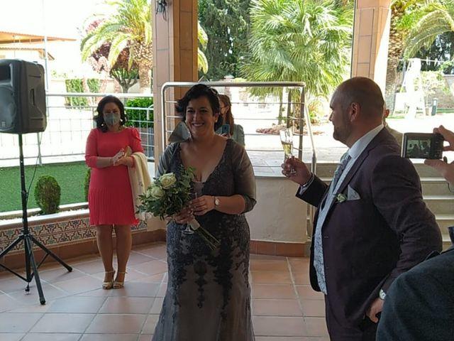 La boda de Raúl y Mari Carmen en Jaén, Jaén 5