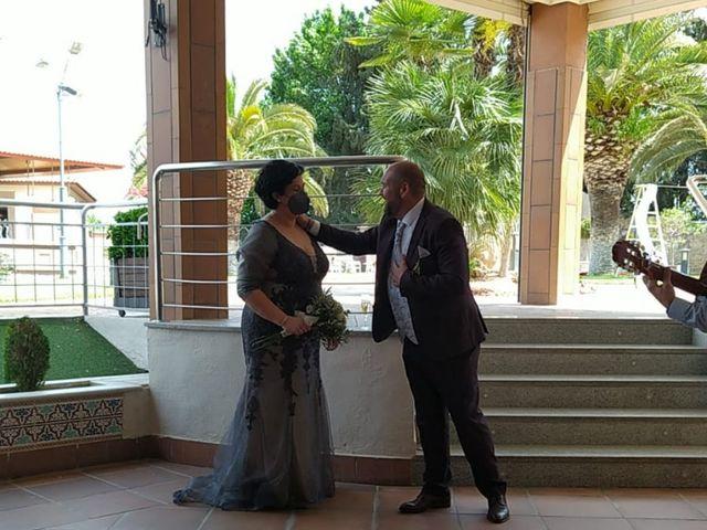 La boda de Raúl y Mari Carmen en Jaén, Jaén 6