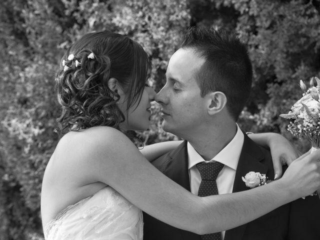 La boda de Eli y Jorge
