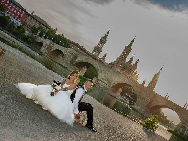 La boda de Cristina y Ramon