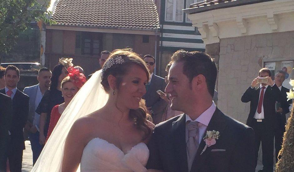 La boda de Román y Patricia en Avilés, Asturias