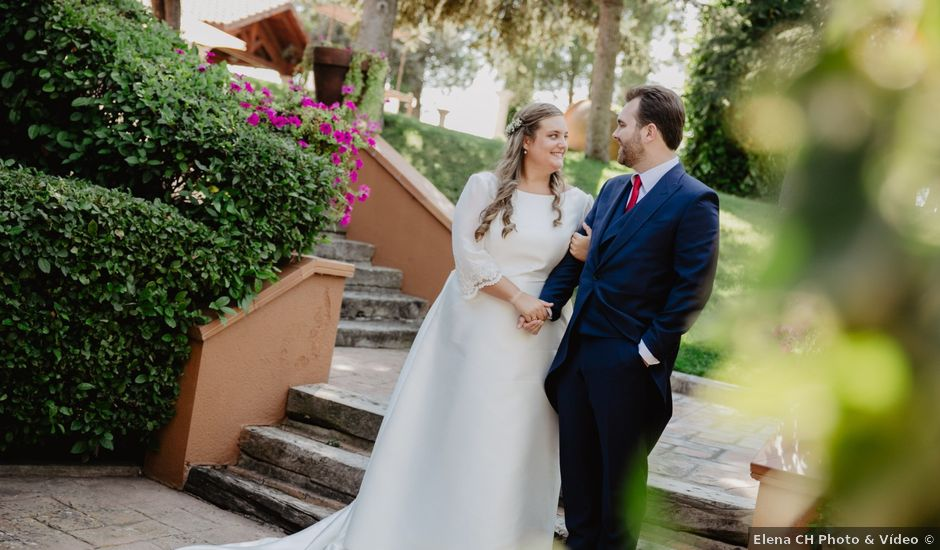 La boda de Paco y María en San Agustin De Guadalix, Madrid