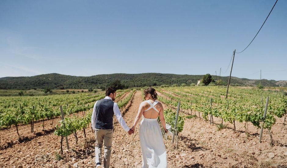 La boda de Dani y Laia en Saifores, Tarragona