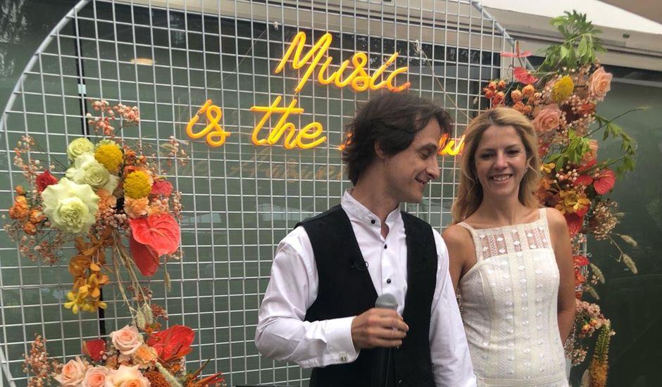 La boda de Sergio y Mariana en Madrid, Madrid