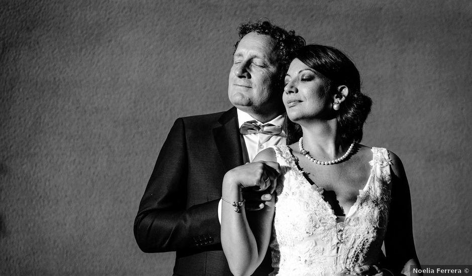 La boda de David y Margarita en Ponferrada, León