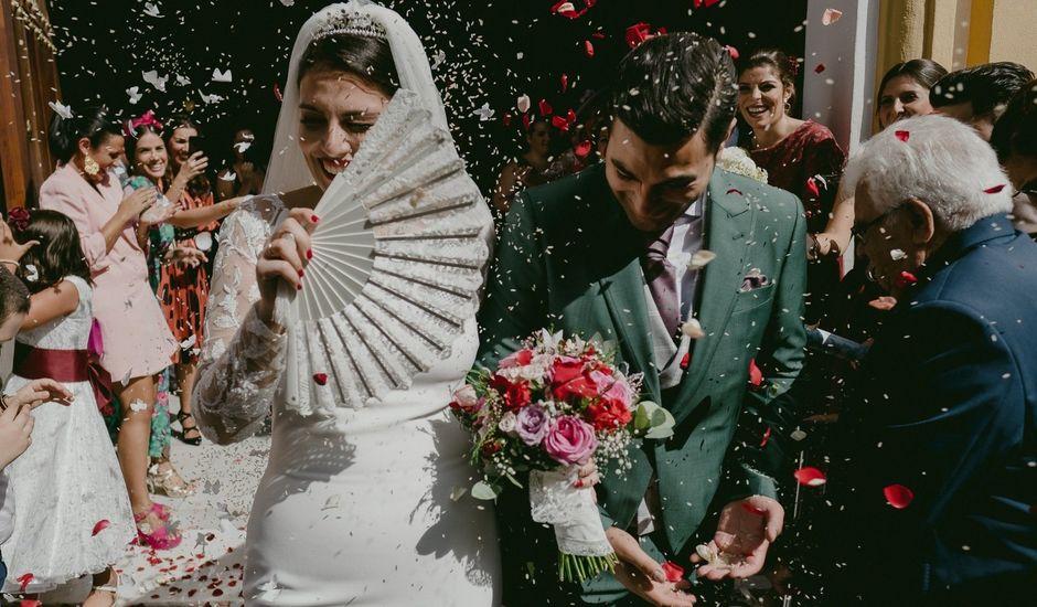 La boda de Ezequiel  y Macarena en Sevilla, Sevilla