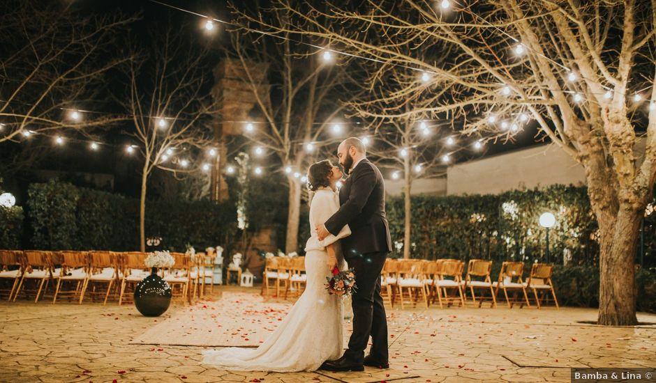 La boda de Adrián y Lara en Cubas De La Sagra, Madrid