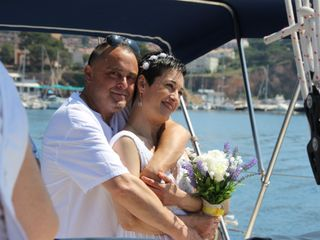 La boda de Monica y Xavi