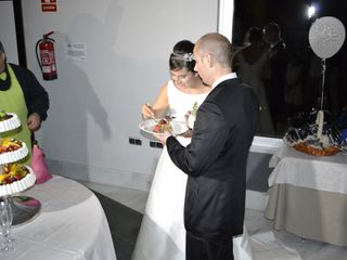 La boda de Jose Antonio y Puri