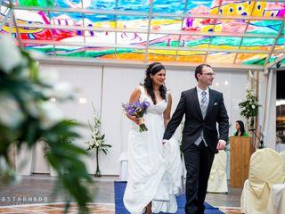 La boda de Aniuska y Eric 1