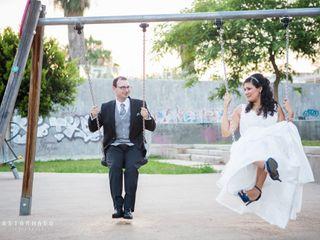 La boda de Aniuska y Eric