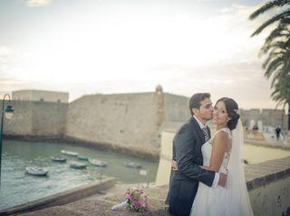 La boda de Nazaret y Antonio