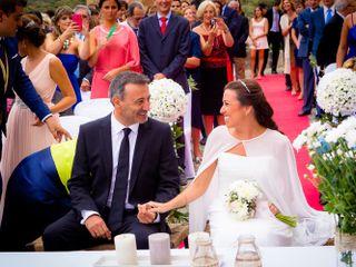 La boda de Raquel y Pedro Luis 2
