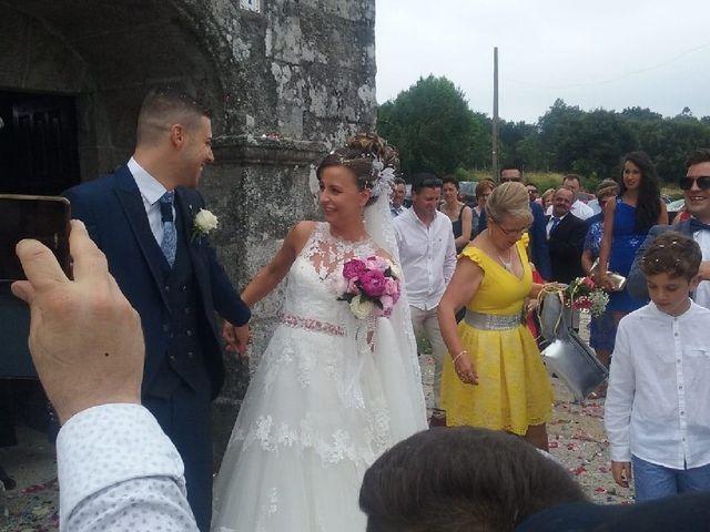 La boda de Alberto y Montse en Laxe, A Coruña 2