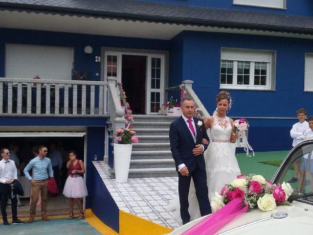 La boda de Alberto y Montse en Laxe, A Coruña 13