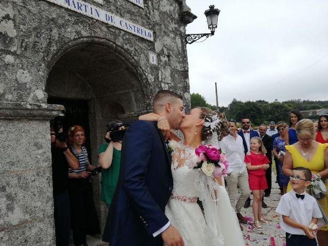 La boda de Alberto y Montse en Laxe, A Coruña 15