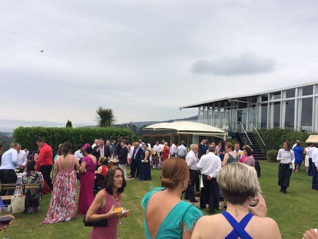 La boda de Alberto y Montse en Laxe, A Coruña 18