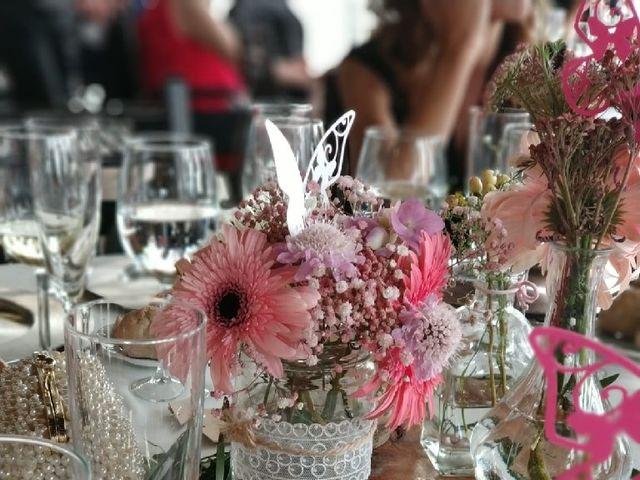 La boda de Alberto y Montse en Laxe, A Coruña 19