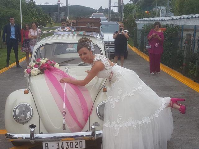 La boda de Alberto y Montse en Laxe, A Coruña 25