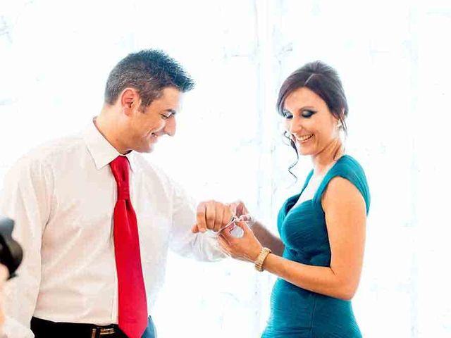 La boda de Ilde y Bea en Talamanca Del Jarama, Madrid 12