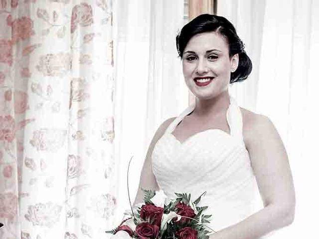 La boda de Ilde y Bea en Talamanca Del Jarama, Madrid 34