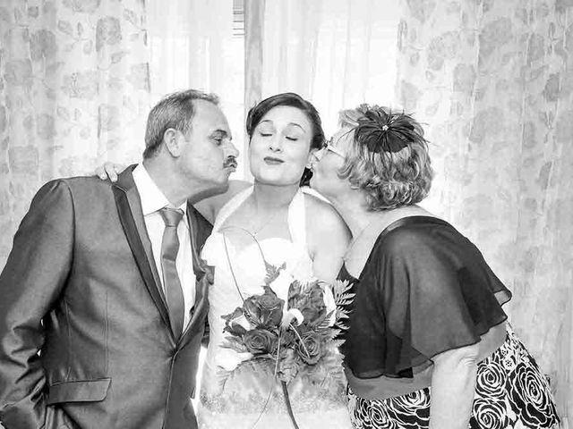 La boda de Ilde y Bea en Talamanca Del Jarama, Madrid 38