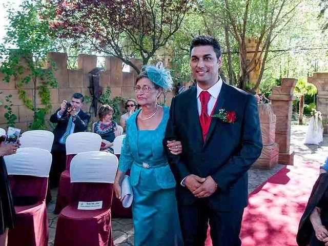 La boda de Ilde y Bea en Talamanca Del Jarama, Madrid 43