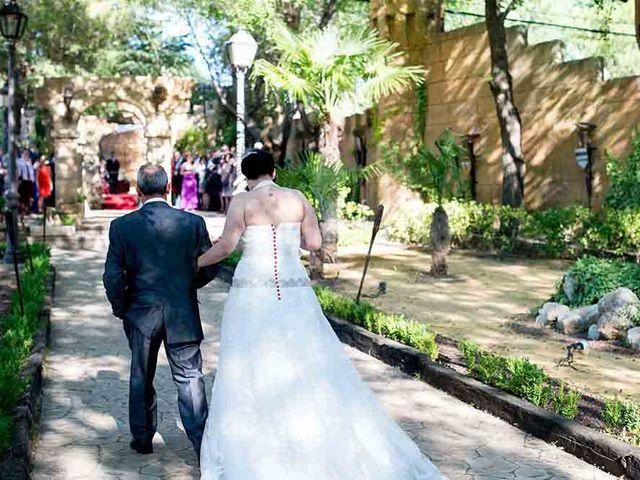 La boda de Ilde y Bea en Talamanca Del Jarama, Madrid 45