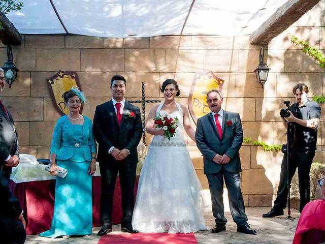 La boda de Ilde y Bea en Talamanca Del Jarama, Madrid 48