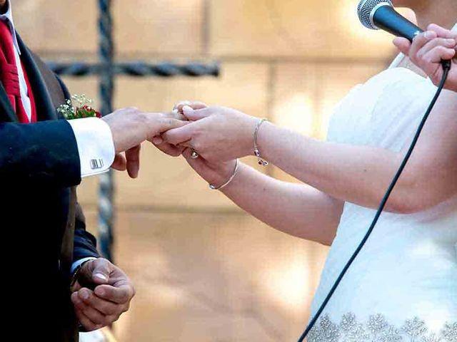 La boda de Ilde y Bea en Talamanca Del Jarama, Madrid 57