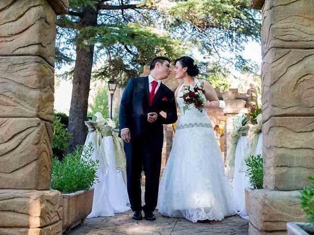 La boda de Ilde y Bea en Talamanca Del Jarama, Madrid 61