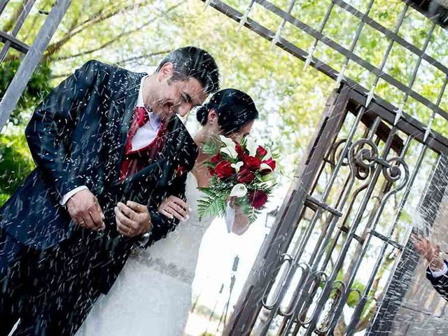 La boda de Ilde y Bea en Talamanca Del Jarama, Madrid 63