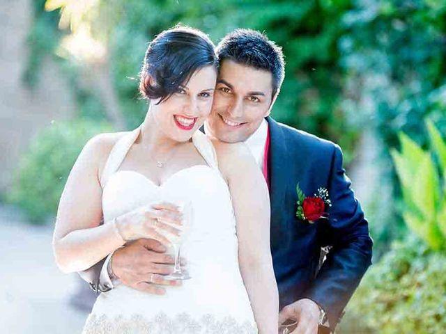 La boda de Ilde y Bea en Talamanca Del Jarama, Madrid 64