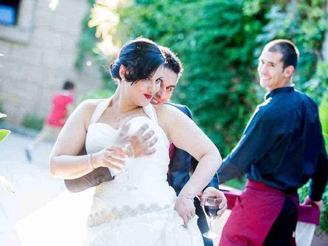 La boda de Ilde y Bea en Talamanca Del Jarama, Madrid 2