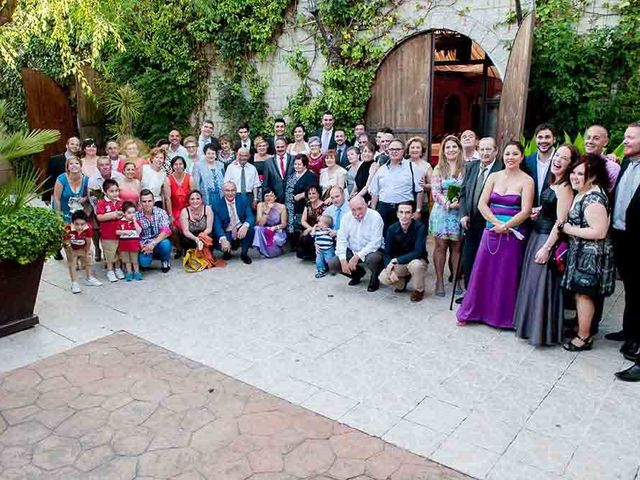 La boda de Ilde y Bea en Talamanca Del Jarama, Madrid 65