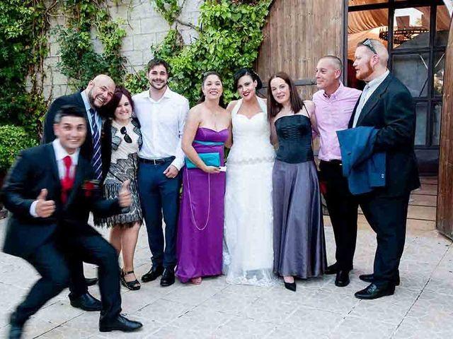 La boda de Ilde y Bea en Talamanca Del Jarama, Madrid 66