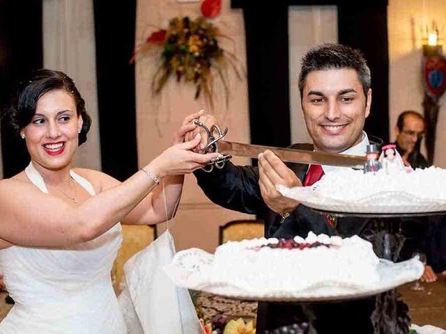 La boda de Ilde y Bea en Talamanca Del Jarama, Madrid 71