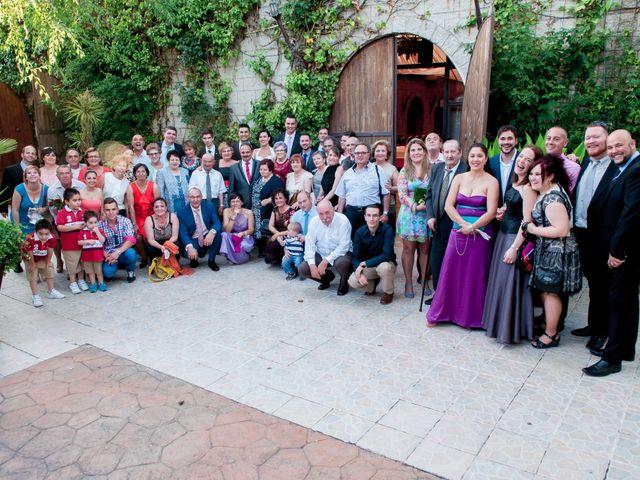 La boda de Ilde y Bea en Talamanca Del Jarama, Madrid 78