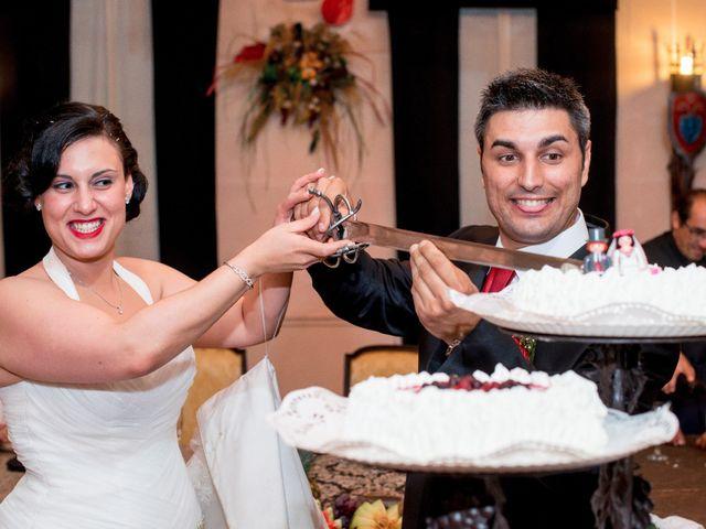 La boda de Ilde y Bea en Talamanca Del Jarama, Madrid 81