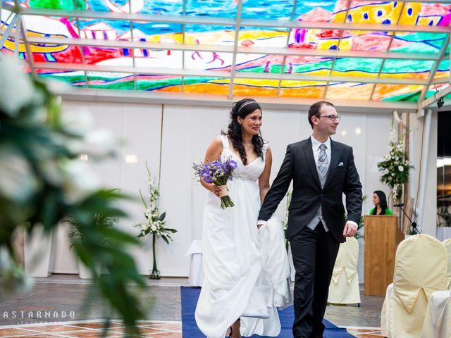 La boda de Eric y Aniuska en Alboraya, Valencia 1