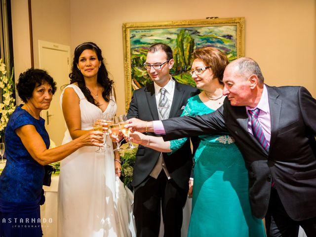 La boda de Eric y Aniuska en Alboraya, Valencia 3