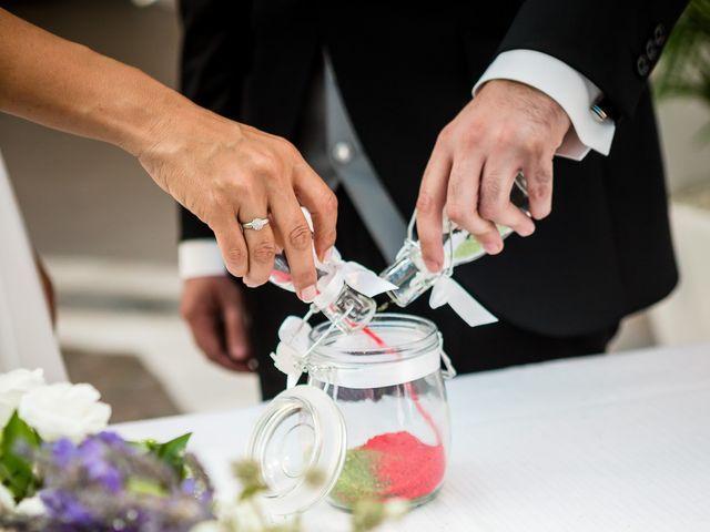 La boda de Eric y Aniuska en Alboraya, Valencia 5