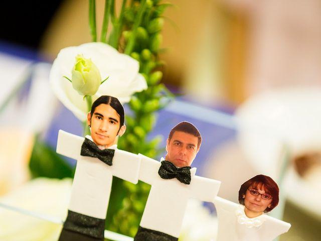 La boda de Eric y Aniuska en Alboraya, Valencia 7