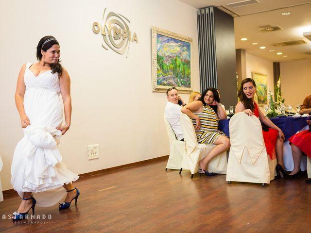 La boda de Eric y Aniuska en Alboraya, Valencia 8
