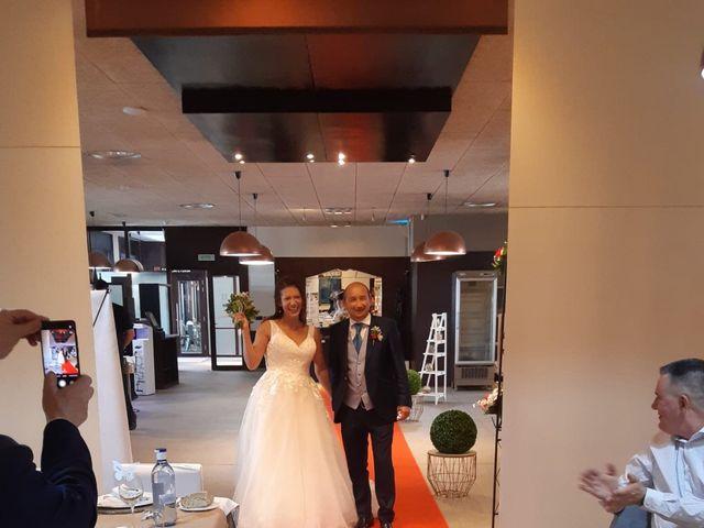 La boda de Roberto y Keidy en Pamplona, Navarra 1