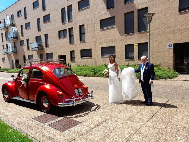 La boda de Roberto y Keidy en Pamplona, Navarra 5
