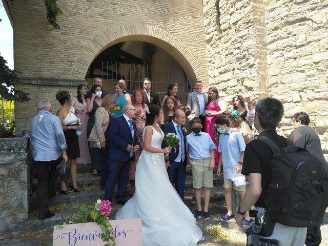 La boda de Roberto y Keidy en Pamplona, Navarra 6