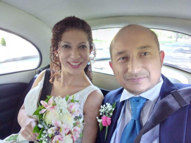 La boda de Keidy y Roberto